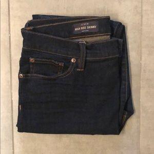 J. Crew Factory Jeans - J Crew High Rise Skinny Jean
